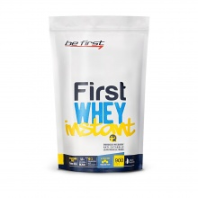 Протеин Be First Whey instant  900 гр