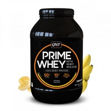 Протеин QNT PRIME WHEY 100 % Whey Isolate  908 гр