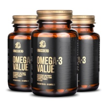 Антиоксидант Grassberg Omega Value 1000 mg 60 капс